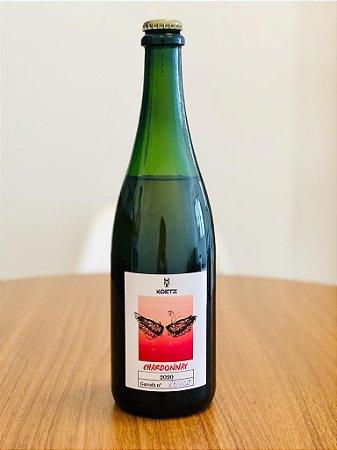 Koetz Chardonnay Pèt-Nat (espumante de vinho branco)