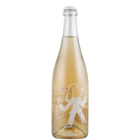 Vivente Pét-Nat Chardonnay/Pinot Noir safra 2020