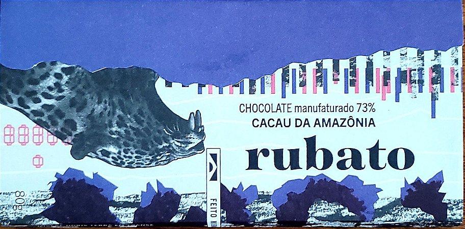 Rubato Chocolate 73% Cacau da Amazônia 80g