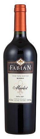 Fabian Merlot Reserva Safra 2007