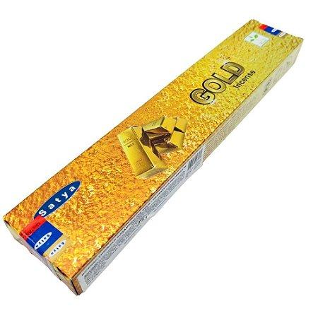 Incenso Gold - Satya