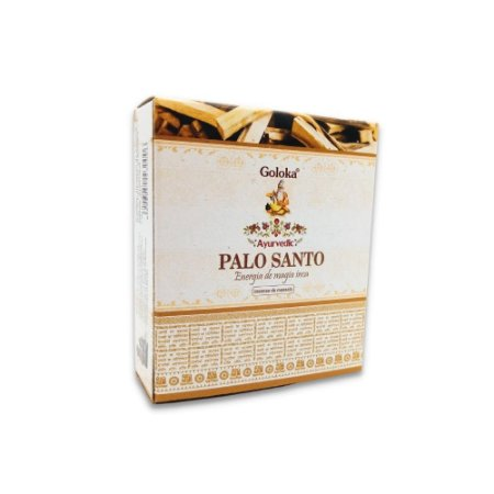 Incenso Cone Palo Santo - GoloKa