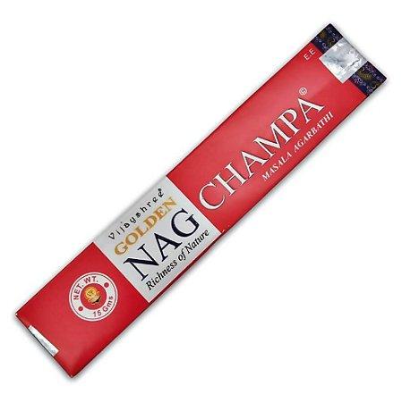 Incenso Golden Nag Champa - Vijayshree