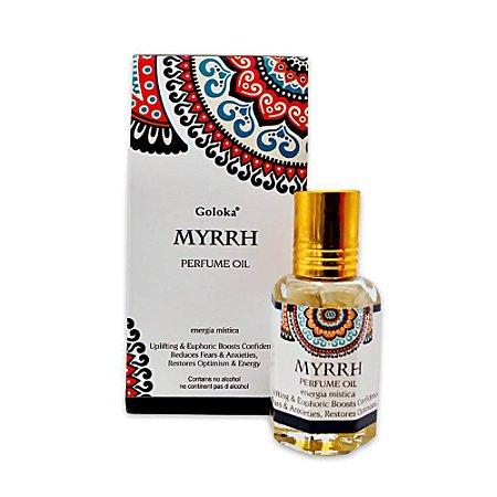 Óleo Perfume Mirra
