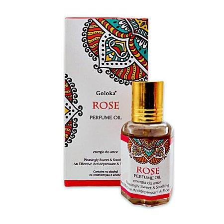 Óleo Perfume Rosa