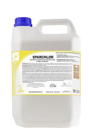Desinfetante Clorado Sparchlor