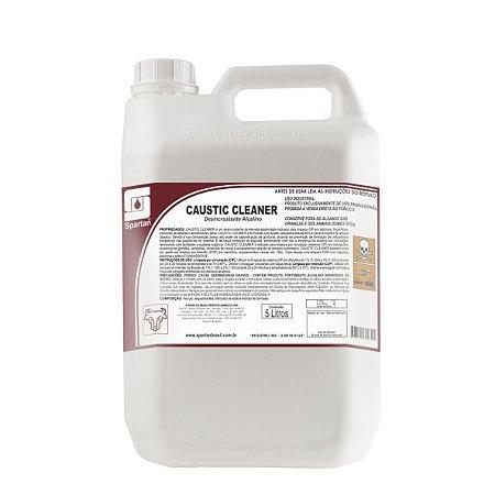 Desincrustante Alcalino Caustic Cleaner (Baixa Espumação)