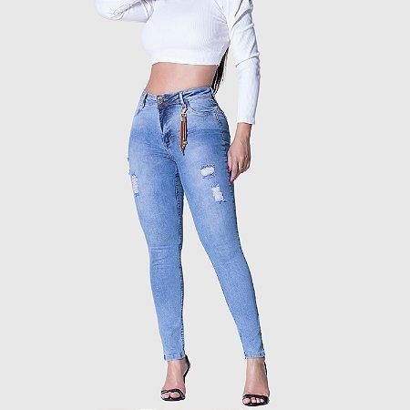 Calça Cigarrete Set Jeans REF.:172293