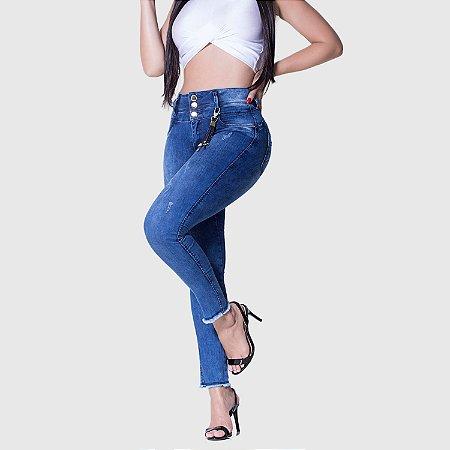 Calça Cigarrete Set Jeans REF.:172306