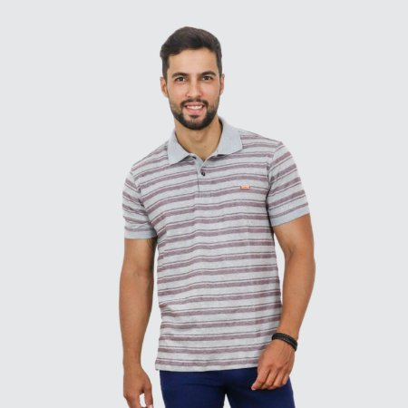 Camisa Polo Listrada Evance REF.:AL3292