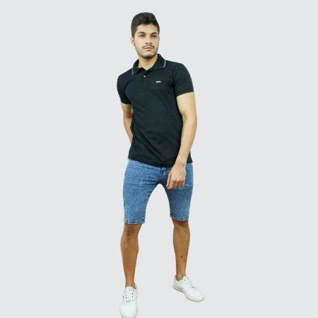 Bermuda Jeans Masculina Milnebay REF: J05787