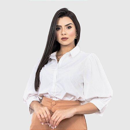 Camisa Manga Bufante QUEENS REF.:CM0810U42