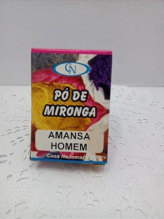 PÓ DE MIRONGA AMANSA HOMEM