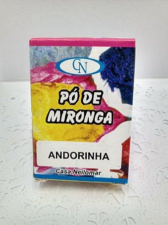 PÓ DE MIRONGA ANDORINHA