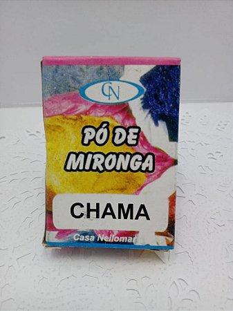 PÓ DE MIRONGA CHAMA