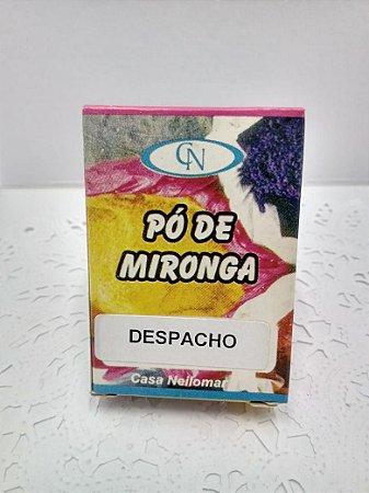 PÓ DE MIRONGA DESPACHO