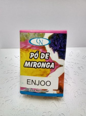 PÓ DE MIRONGA ENJOO