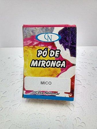 PÓ DE MIRONGA MICO