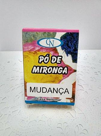 PÓ DE MIRONGA MUDANÇA