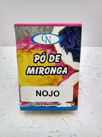 PÓ DE MIRONGA NOJO