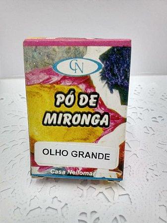 PÓ DE MIRONGA OLHO GRANDE