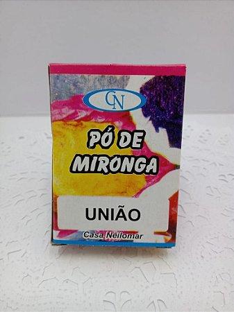 PÓ DE MIRONGA UNIÃO
