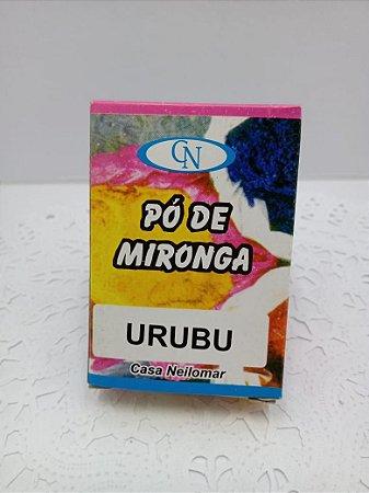 PÓ DE MIRONGA URUBU