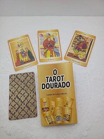 O TAROT DOURADO