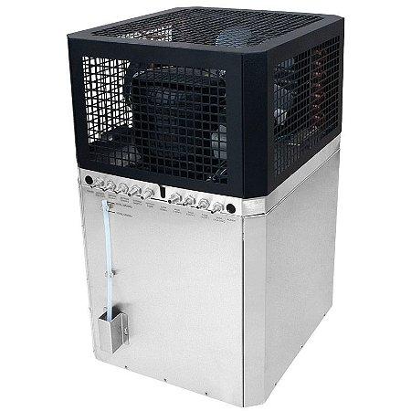 Pré-Resfriador Carmona - motor 1+1/4HP - 2 vias - GLICOL