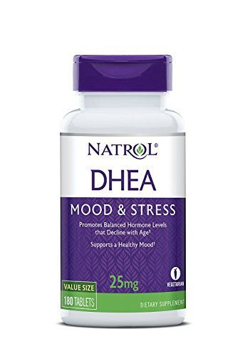DHEA25mg - 180 Tablets - Natrol