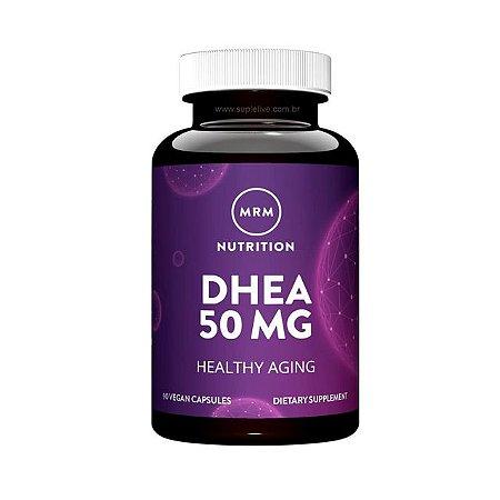 DHEA 50 mg - 90 Cápsulas - MRM Nutrition