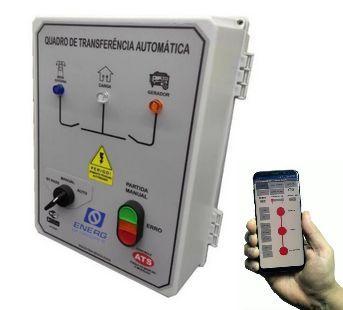 Painel De Transferência Automático 50A – QTA