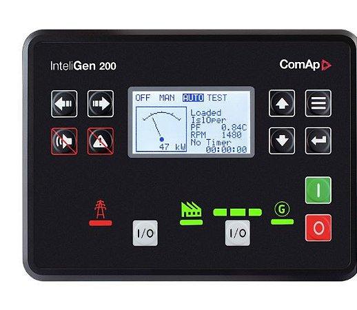 Controlador Comap InteliGen 200 - Nova Geração - Paralelismo