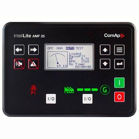 Controlador Comap InteliLite AMF 25 IL3AMF25BAA - Nova Geração