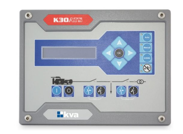 K30ATS - Controlador automático para Transferência de Carga