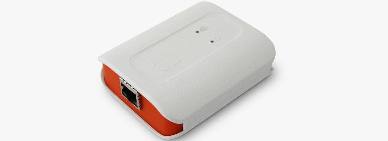 Controlador KVA GENSAFE - para monitoramento remoto - Ethernet
