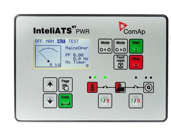 Controlador Comap InteliATS - NT-PWR - Controle Automático de Transferência