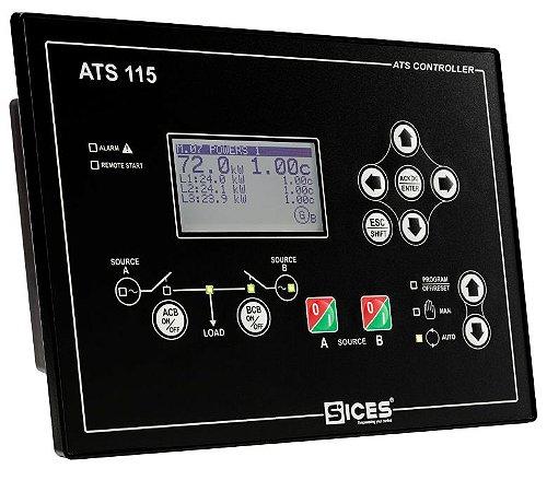 Controlador Sices ATS-115 plus
