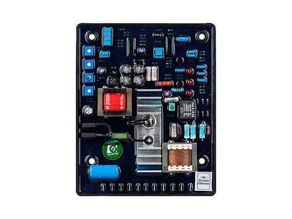Regulador de Tensão 380/220V  GRT7 TH2
