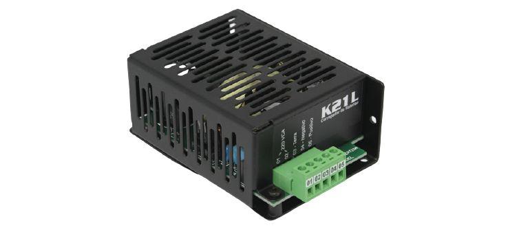 Carregador De Bateria BIVOLT K21L