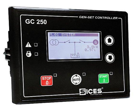 Controlador compacto de partida automática GC 250