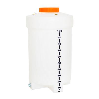 Tanque Diesel De Polietileno 100 Litros Vertical