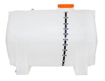 Tanque Diesel De Polietileno 500 Litros Horizontal