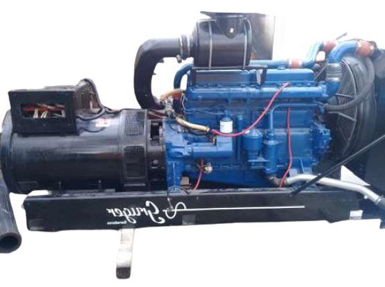 Gerador a Diesel 400 Kva +QTA 1600A (Seminovo)
