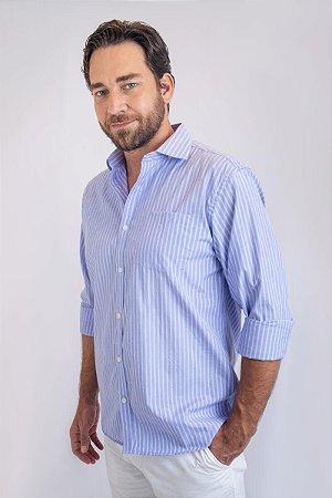 Camisa Comfort Listrada