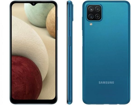 SMARTPHONE GALAXY A12 64GB AZUL