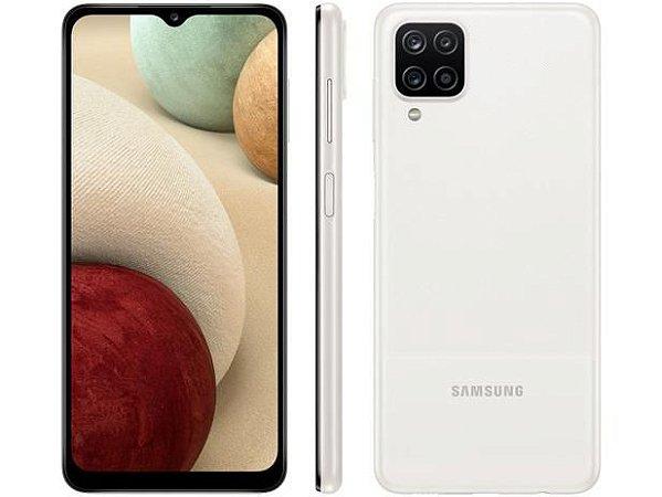 SMARTPHONE GALAXY A12 64GB BRANCO