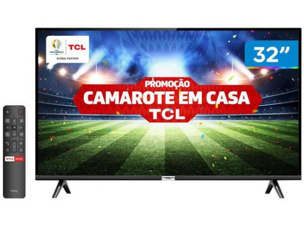 "TV 32"" LED SMART 32S6500S HD 2HDMI USB"