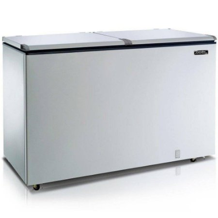 FREEZER HORIZONTAL 2P 439L EFH500 BRANCO