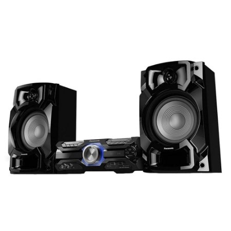 MINI SYSTEM 580W RMS SC-AKX520LBK BLUETOOTH USB